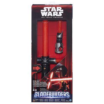 Hasbro Star Wars E7 Kylo Ren lightsaber