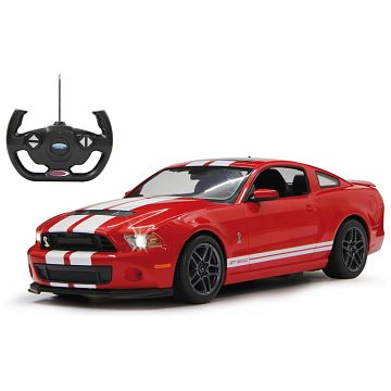 RC Ford Shelby GT500 1:14 rot 40MHz ferngesteuertes Modellauto 404541