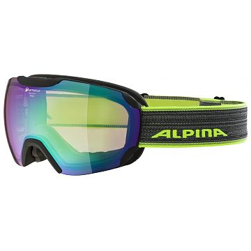 Alpina Pheos S MM Snowboardbrille Skibrille green Multimirror green