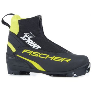 Fischer Kinder XJ Sprint Classicschuh Langlaufschuhe