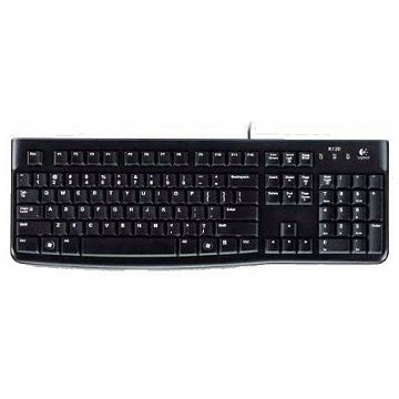 logitech keyboard k120 for business swiss layout 920. Black Bedroom Furniture Sets. Home Design Ideas