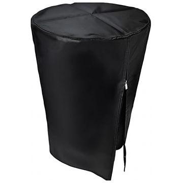 eva solo grillabdeckung f r grill schwarz 49 cm 571067 bilder preisvergleich. Black Bedroom Furniture Sets. Home Design Ideas