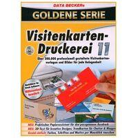 Data Becker Goldene Serie Visitenkarten Druckerei 11