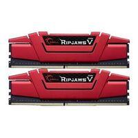 4 x 8GB G.SKILL 32GB Ripjaws V Series DDR4 PC4-25600 3200MHz Desktop Memory Model F4-3200C15Q-32GVR