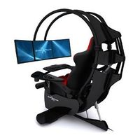 Emperor Gaming Chair >> Mwe Lab Emperor 1510 Gaming Chair Black Emperor 1510