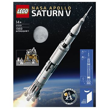 De Chf 132 40 Apollo V21309À Partir Ideas Lego Nasa Saturn Sur 1JTclFK3
