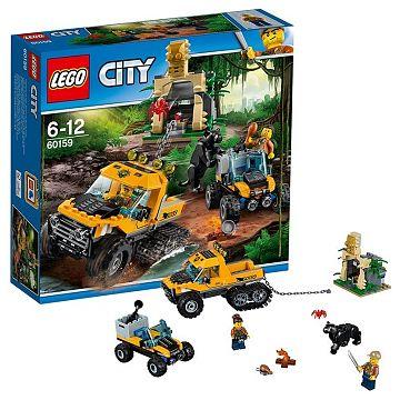 Chf Mission60159À De Partir 28 80 City Jungle Halftrack Lego kw8OPn0
