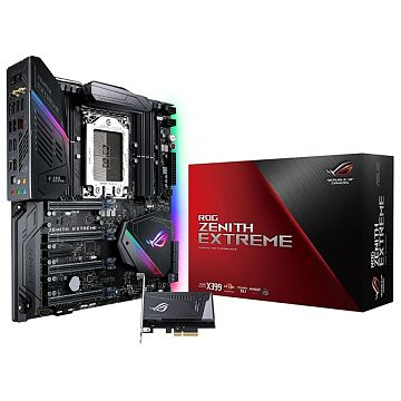 ASUS ROG Zenith Extreme, AMD X399 (90MB0UV0) from CHF 550 65