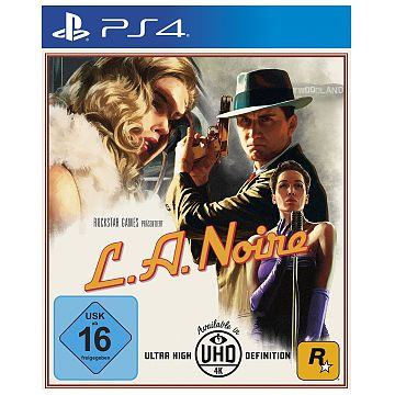 L A  Noire (Rockstar Games), PS4 from CHF 12 50 at Toppreise ch