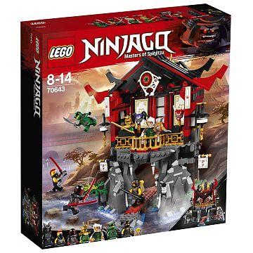 Lego Auferstehung70643 Lego Der Ninjago Ninjago Tempel Tempel pGzSMqUV