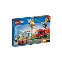 City Fire Rescue60214 Lego Bar Burger gvYb76yf