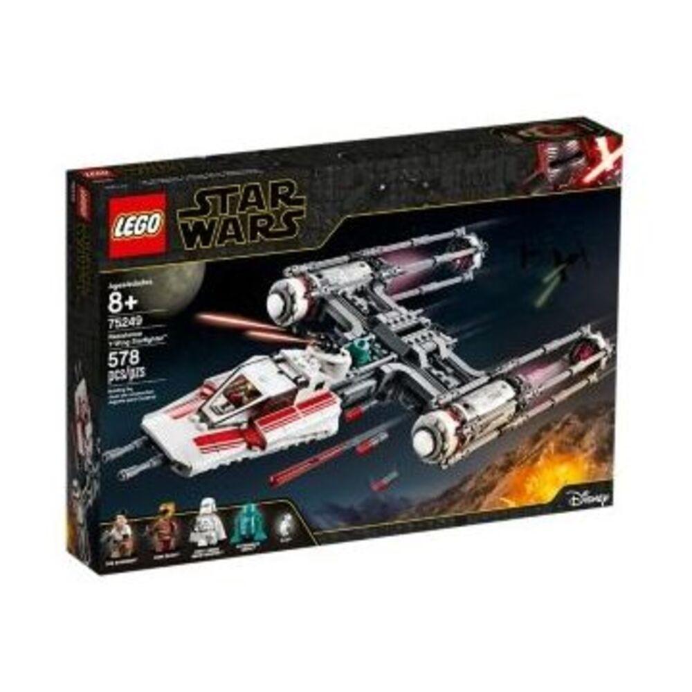 LEGO® Star Wars™ Widerstands Y-Wing Starfighter™, 75249