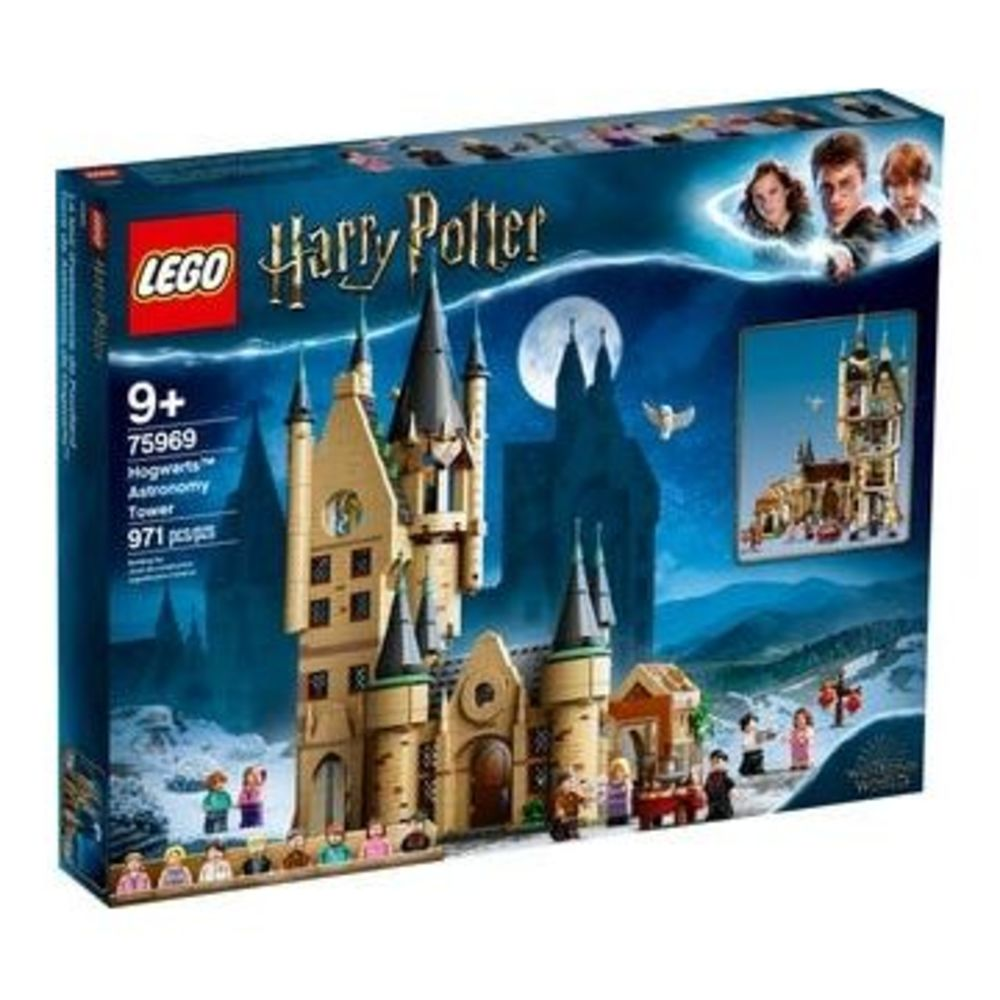 LEGO® Harry Potter™ Astronomieturm Hogwarts™ 75969