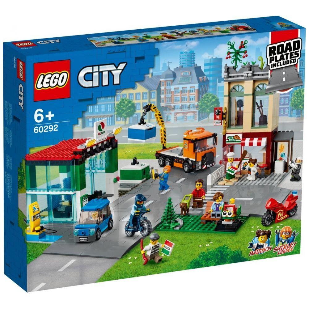 LEGO® City Stadtzentrum, 60292
