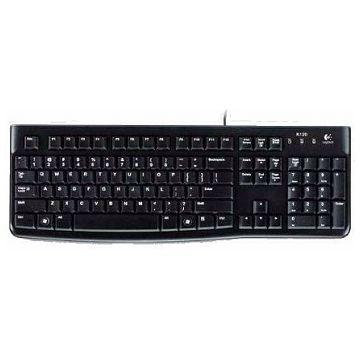 logitech keyboard k120 for business swiss layout 920. Black Bedroom Furniture Sets. Home Design Ideas