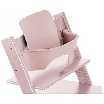 stokke tripp trapp baby set pale pink bilder preisvergleich schweiz. Black Bedroom Furniture Sets. Home Design Ideas