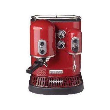 kitchenaid artisan espressomaschine 5kes100e bilder preisvergleich schweiz. Black Bedroom Furniture Sets. Home Design Ideas